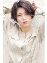 デイズ(DAYS / 92co.)【DAYS南越谷/新越谷】大人っぽニュアンスカールショート