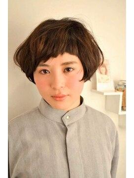 前髪をアシメにしたヘアアレンジ20例 ショート・ボブ・ロング