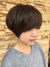ソラ ヘアデザイン(Sora Hair Design)マッシュショート