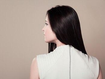 アーツ ヘアー(Artz hair)の写真/【ダメージレスに綺麗に】いつでもいつまでも綺麗でいたい大人女性にオススメ!落ち着いた空間のSalon[Artz]