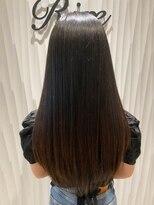 リル ヘアーデザイン(Rire hair design)【Rire-リル銀座-】髪質改善ミネコラトリーメント