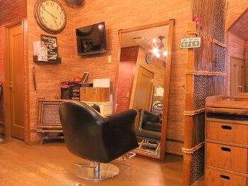 ヘアーコレクション ティーアート(Hair collection T.ART)の写真/【完全予約制】貴女の魅力をグッと引き出すスタイルをご提案!マンツーマン施術のプライベートサロン