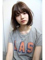 モッズヘア 仙台PARCO店(mod's hair)【モッズヘア仙台】ラフなショートボブ☆