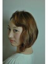 ヘアメイク エクルール(HairMake equroole)外国人風ボブ