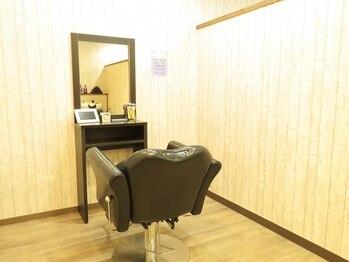 プリオール(Prior)の写真/全室個室の極上空間でゆったりとした癒しのひとときを♪自社開発のオーガニックケアで頭皮から美しく―*