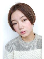ヘアーメイク リアン 新田辺店(Hair Make REAN)◆REAN 京田辺/新田辺◆シャープなショートボブ