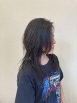 ヘアメイク スコア(Hair Make S CORE)ロングウルフ