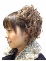 ヘアーメイク ライブリー(Hair make Lively)ゆるふわ盛り