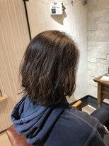 アイビーヘアー(IVY Hair)ボブ☆ゆるパーマ
