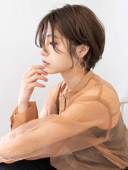 マクラメ(macrame)の写真/オーガニックにこだわった上質サロン。女性らしさを感じる大人スタイルは幅広い年代の方に愛される。