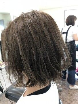 マサヤ美容室(masaya)尾道市 福山市 三原市【masaya美容室】外ハネボブ☆