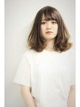 アオゾラヘアー フジサキグウ(AOZORA HAIR FUJISAKIGU)シースルー☆グラデーション