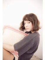 アソート トウキョウ (ASSORT TOKYO)【ASSORT TOKYO】リッジカールボブ