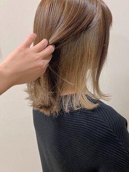 ヘア クレール(hair CREER)の写真/女性ならではの感性で提案してほしい…そんな女性の気持ちを考え、叶えてくれる女性Stylist揃いのhairCREER