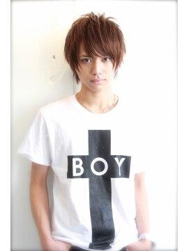 髪型 男装 髪型 ショート : matome.naver.jp