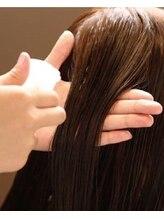年齢による髪質改善 [熊本/中央区/上通り/並木坂/髪質改善]