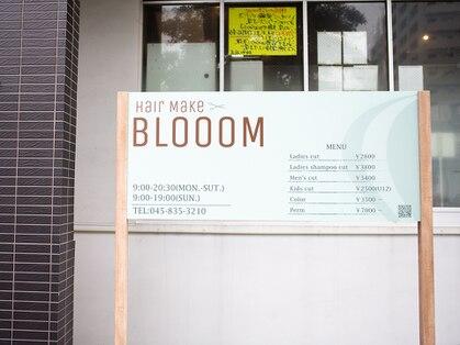 ブルーム(BLOOOM)の写真