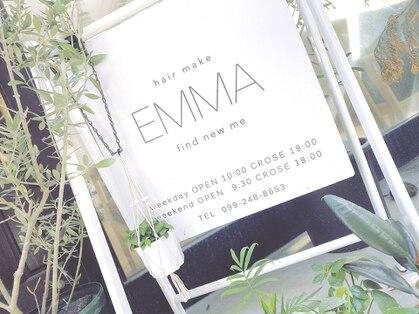 ヘアメイクエマ(hair make EMMA)の写真