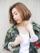 アーサス ヘアー デザイン 駅南店(Ursus hair Design by HEAD LIGHT)*Ursus* 大人クールボブ