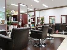 ヘアアンドエスティックサロンタイム(hair & esthetic salon Thyme)