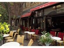 ルクール(Le Coeur)の雰囲気(【1F】air cafeでゆったりとしたひと時を。)