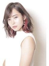 カシータヘアリゾート 熱田千年店(Casita Hair Resort)【CHR】イヤリングカラー