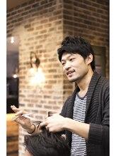 アーサス ヘアー デザイン 新潟近江店(Ursus hair Design)鈴木 勇太