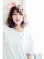 ルーチェ 溝の口(Luce)大人かわいいフェアリーひし形シルエットナチュラルミディアム☆