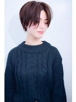 モリオ 池袋店(morio FROM LONDON)【morio池袋】2019年流行の大人かわいい前髪長めショート