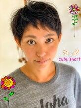 アンジェリック(angeliQue)cute short