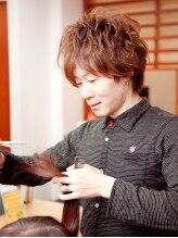 ヘアラウンジ アクト(hair&lounge A'CT)青山 誠