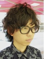 クール ヘアー ギャラリー 神明町店(COOL Hair gallery)おしゃれルーズスパイラルパーマ