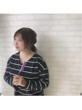 ヘアーガーデン エヌ(hair Garden N.)瀬島 利奈