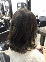【20代、30代女性の髪質改善】ツヤツヤ美髪シルクカラー☆