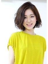 サロン ド クレア(salon de CLEA) GIRLY BOB