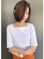 ラウンジ モリオ イケブクロ(Lounge MORIO Ikebukuro)【morio池袋】大人かわいい小顔レイヤーボブ♪