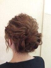 ヘアメイクスタジオ ミグ(Hair make studio mig)波ウェーブアップ