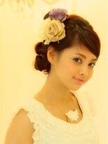 ブライダル薔薇style☆