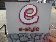ブーメランズ イースタイル 川部店(Boomerangs e-style)の雰囲気(e-styleで~su♪)