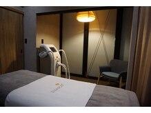 ワッカ(WACCA)の雰囲気(3つの個室でハーブピーリングや着付けなどにも対応。)