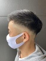 hair salon FUSSE【ヘアサロン フッセ】 ベリーショート
