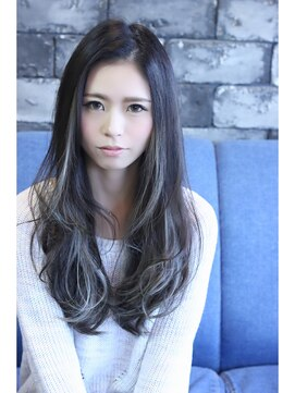 ラヴィエール(LAVIERE by R,EVOLUT) ☆外国人風暗髪ハイ