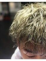 ワン スワッグ(1 SWAG)ルーズツイストマッシュヘアー、スモーキーマットカラー