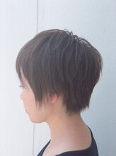 トリート(TREAT HAIR DESIGN)大人クールショート