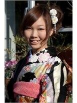 ソラ ヘアデザイン(Sora hair design)成人式