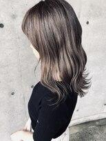 ロープヘアー 岐阜(ROPE hair)《ROPE》透明感あふれるブラウングレージュ