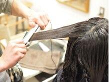イチャリ ウオマチ(ICHARI uomachi)の雰囲気(髪質に合わせてのダメージ修復にこだわりをもっております・・・)