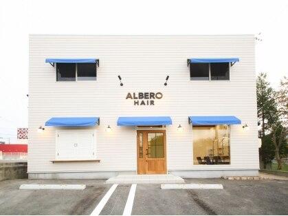 アルベロヘアー(ALBERO HAIR)の写真