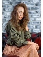 シャンティー 東戸塚店(Shanti)イイ女度急上昇♪波ウェーブ×ラフバングスタイル♪