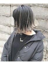 ヘアーサロン ソルト(hair salon SALT)バニッシュバレイヤージュ